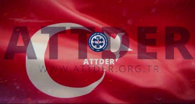 ATTDER Bingöl'de Yeni Yönetim Görevde