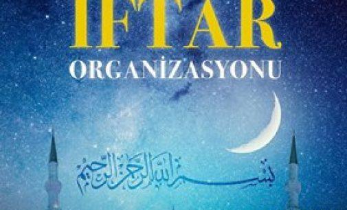 Attder İstanbul İl Başkanlığı İftar Organizasyonu