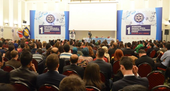 I.Uluslararası Acil Tıp Teknisyenliği ve Teknikerliği (Paramedik) Kongresi Tamamlandı