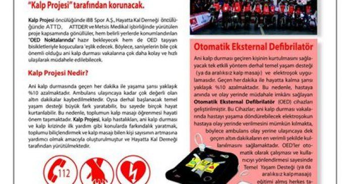 ATTDER Vodafone 38. İstanbul Maratonunda Görevde Olacak