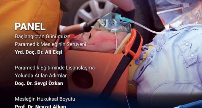 Paramedik Adım Adım Profesyonelleşme Paneli