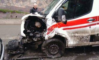 Geçmiş Olsun Artvin 112 #Ambulans