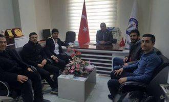 Malatya İl Başkanlığımızdan Sağlık Sen ve Türk Sağlık Sen Ziyaretleri