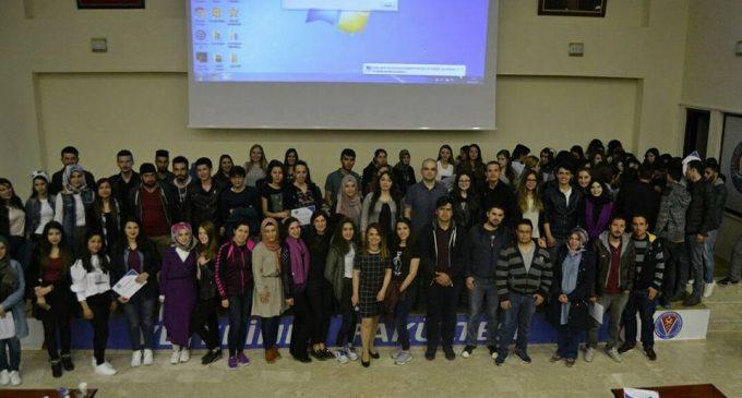 Burdur'da EKG ve Aritmi Yönetimi Eğitimi Verdik