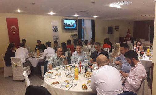 Ankara İl Başkanlığımız İftar Organizasyonu Düzenledi
