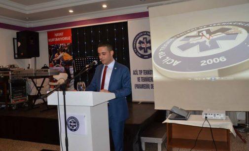 Genel Başkan Yardımcımız DURSUN ALYAZ'a Yeni Görevinde Başarılar Dileriz