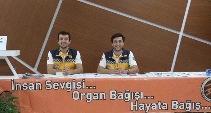 ATTDER'den Organ Bağışına Destek.