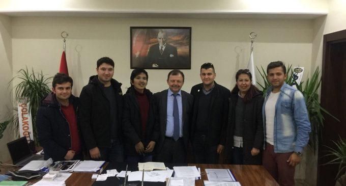ATTDER Muğla'dan İl Sağlık Müdürü Dr.İskender GENÇER'e Ziyaret