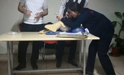 ATTDER'den Hastane Sağlık Personellerine Eğitim
