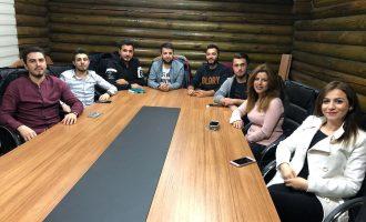 ATTDER Diyarbakır'da Yeni Yönetim Görevde