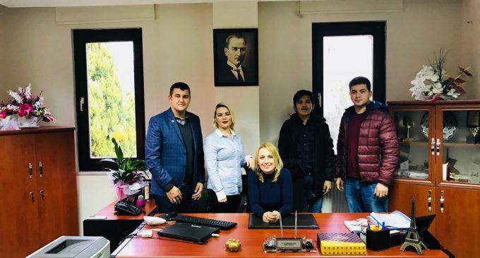 ATTDER Muğla'dan Halk Sağlığı Hizmetleri Başkanına Ziyaret