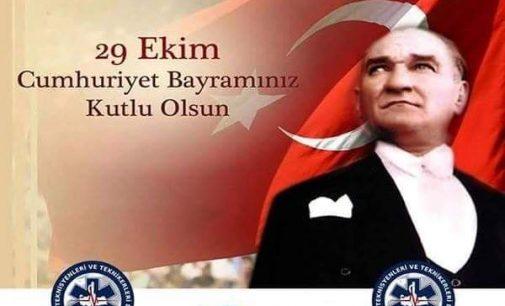 ATTDER'den Cumhuriyet Bayramı Mesajı