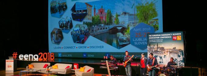 EENA 2018 Konferansına Katıldık