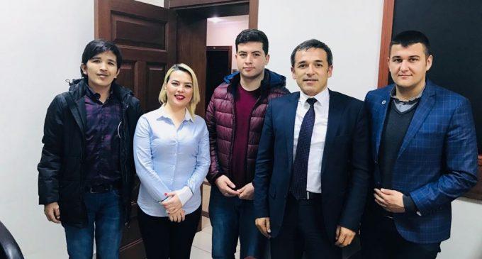 ATTDER Muğla'dan Sağlık Hizmetleri Başkanına Ziyaret