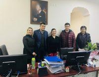 ATTDER Muğla'dan Acil ve Afetlerde Sağlık Hizmetleri Başkan Yardımcısına Ziyaret