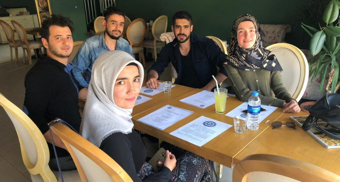 ATTDER Elazığ'da Yeni Yönetim Görevde